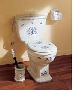 洁净卫浴坐便器