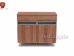 红苹果 高贵大气的餐厅餐柜