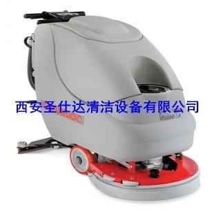 Abila17B/Abila20B电瓶手推式洗地机