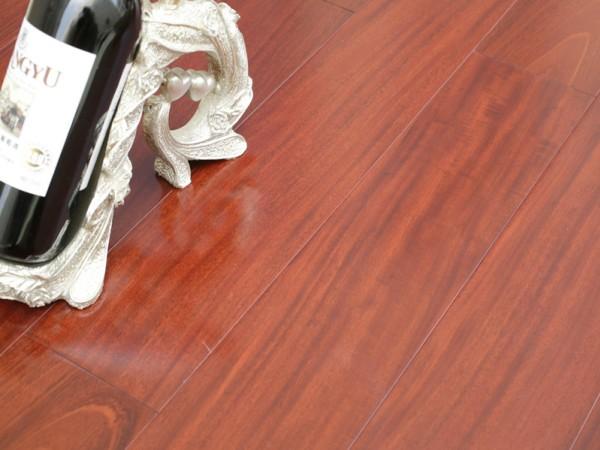 生活家香脂木豆实木复合地板