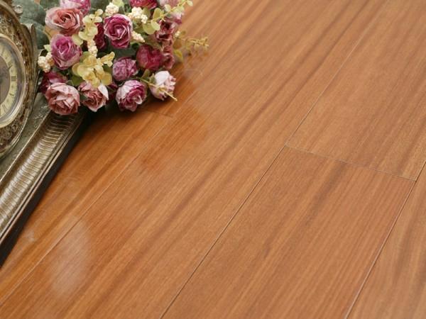 生活家大美木豆实木复合地板