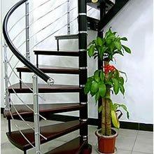 时尚简约钢架楼梯