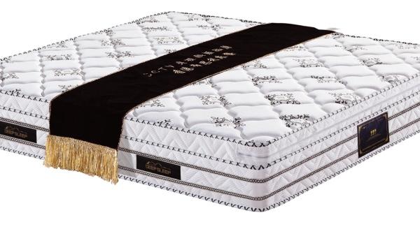 宜百伴DSL-301#意大利竹纤维结合针织棉床垫