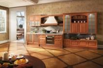 欧派整体橱柜定制定做 厨柜厨房田园风格 爱在深秋 定金图片