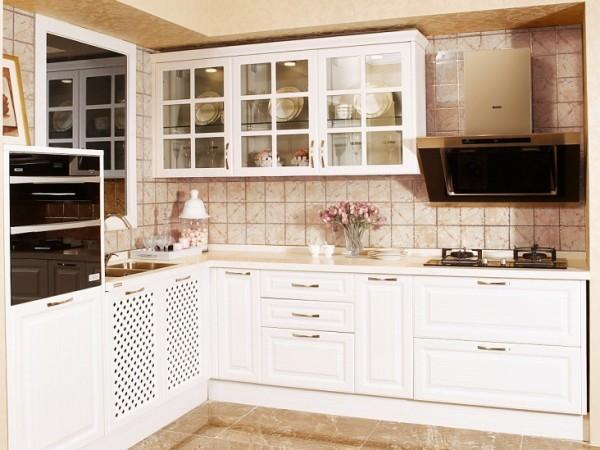 欧派定制整体橱柜厨柜套餐 石英石台面 厨房装修 欧罗拉 定金