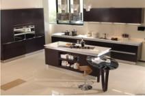 金牌厨柜哑光烤漆-西曼Ⅴ图片