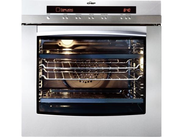 CHEF厨师60cm进口电烤箱POR788SCC