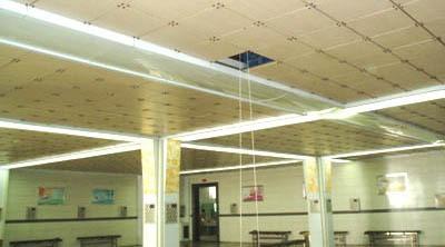 遥控天花板隐形柜