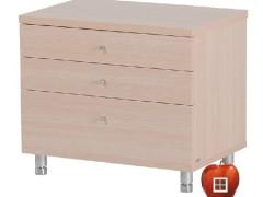红苹果R633-20床头柜