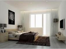 现代简约-125平米三居室装修图片