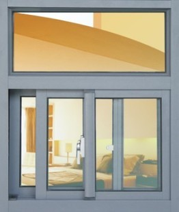 重庆普罗金斯6068型双层节能推拉气密窗