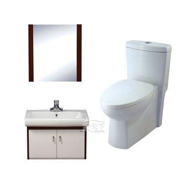 惠达 座便器C6115 浴室柜FL027 部分地区送货安装