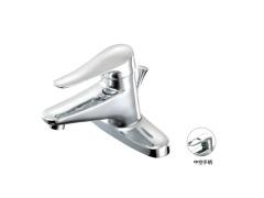 TOTO DL322 洗脸盆用4寸单柄混合水龙头