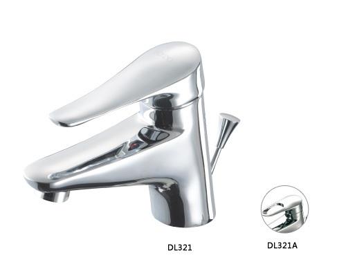 TOTO DL321洗脸盆用单孔单柄混合龙头