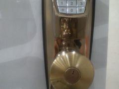 雅洁AJ1031-01指纹密码锁