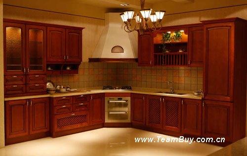 实木定制衣柜、厨柜