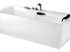 惠达卫浴HD1103压克力浴缸低价促销