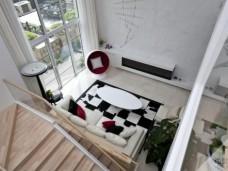 现代简约-439平米别墅装修图片
