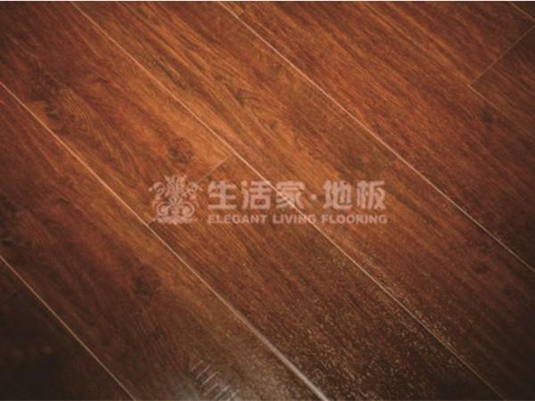 生活家地板-强化复合罗尼河床