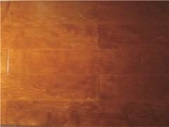 生活家地板-枫桦烟雨江岸