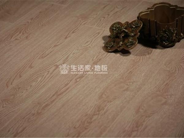 生活家浪漫之都--强化复合地板