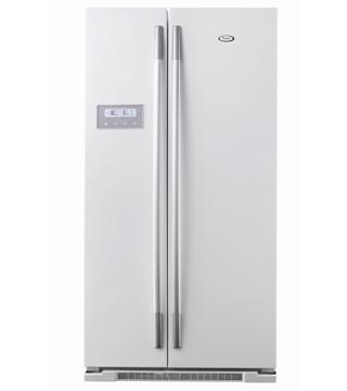 美国惠而浦BCD-568E2W对开门冰箱(产地中国)