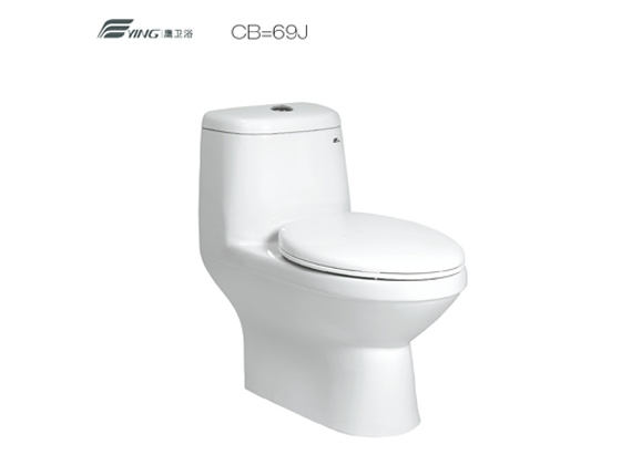 鹰卫浴 CB/CD=69J座便器