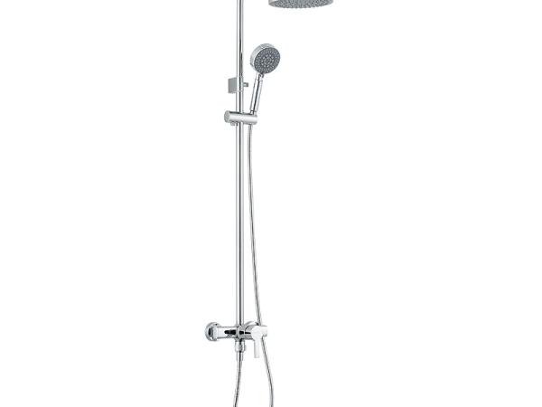 金牌卫浴RF1380B淋浴可升降纯铜大花洒