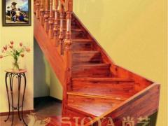 供应环保低碳,完现欧式厚重华丽家用楼梯