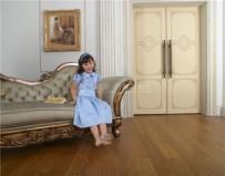 生活家地板-橡木宫殿印象(标准C系列)图片