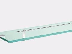鹰卫浴 卫生间钢化玻璃置物架EC-6111.05
