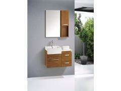 金牌RF85082S-01实木浴室柜