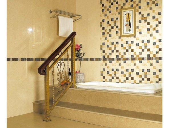 东鹏 瓷砖 蝶舞釉面砖LF30801小地砖厨房卫生间