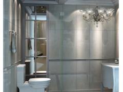 东鹏 瓷砖 3D喷墨云白石地砖砖LF30511厨房卫生间