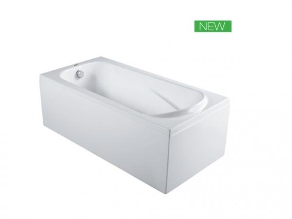 鹰卫浴一体式浴缸