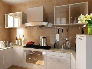厨房装修效果图大全2013图片 搜房网厨房装修效果图欣赏