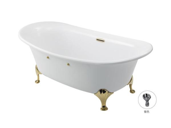 TOTO PPY1806PW/HPW(普通珠光浴缸)