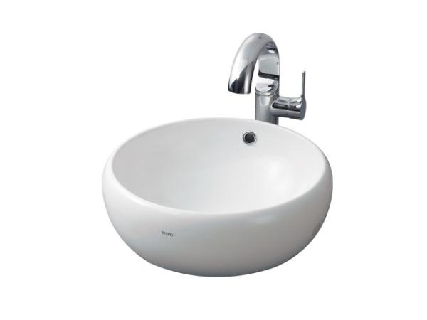 TOTO LW366RB(桌上式洗脸盆)