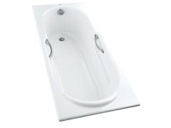 TOTO FBY1720NHP(无裙边普通铸铁浴缸)