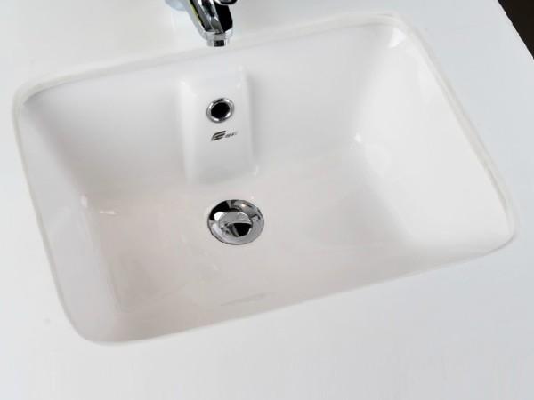 鹰卫浴 台下盆 洗手盆洗面盆 智洁玉晶釉陶瓷面盆 LA-83