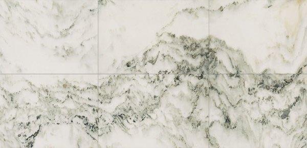 简一大理石瓷砖山水画