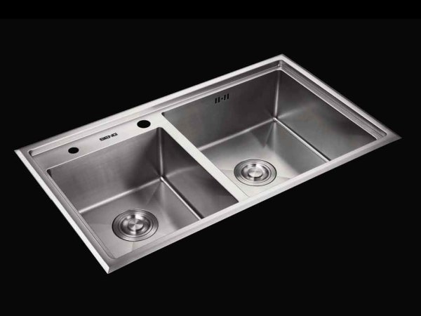 森歌手工厨房水槽 B8348XR