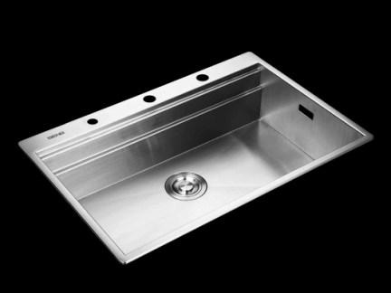 森歌手工厨房水槽 GA7652ZF