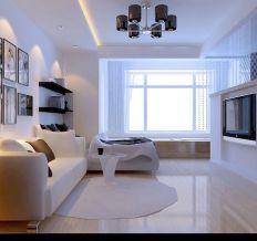 澳海澜庭-现代简约-一居室