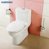 惠达卫浴HDC6186 自洁釉 虹吸式 座便器优惠限购图片