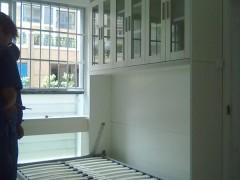 南宁艺宝威尔家具定制极具时代特色的隐形床亦称壁挂床
