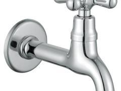 鹰卫浴 全铜龙头 拖把池加长水龙头陶瓷阀芯单冷EC-4015