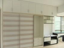 南宁艺宝威尔家具定制简约时尚的整体卧室家具图片
