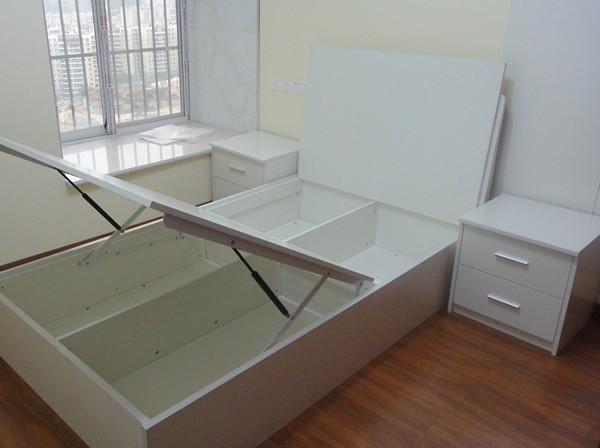 南宁艺宝威尔家具高品质的高箱床
