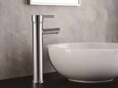 劳达斯卫浴 全铜冷热 台上盆高脚水龙头RDX7038-01C